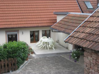 Nice Condo with Television and Central Heating - Fouchy vacation rentals
