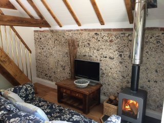 Shepherd's Barn romantic Bolthole 65 mins - London - Chilgrove vacation rentals