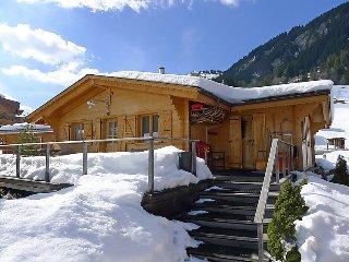 2 bedroom Villa in Gsteig bei Gstaad, Bernese Oberland, Switzerland : ref - Gsteig vacation rentals