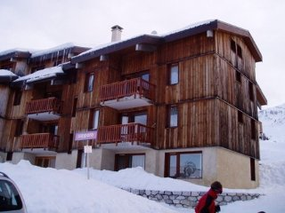 Plagne village duplex pied des pistes 8 couchages - Macot-la-Plagne vacation rentals