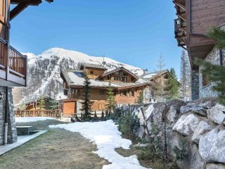 4 bedroom Condo with Internet Access in Val d'Isère - Val d'Isère vacation rentals