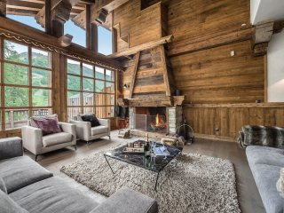 Nice 5 bedroom Val d'Isère Chalet with Internet Access - Val d'Isère vacation rentals