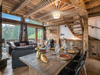 4 bedroom Chalet with Internet Access in Val d'Isère - Val d'Isère vacation rentals