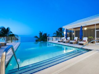 "Ultra luxury Brand New Villa Cayman Kai - 7 bedroom ""Kaia Kamina"" - Grand Cayman vacation rentals"