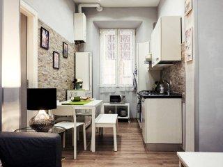 Renewed, spacious flat/6 guests/Termini Station - Roma vacation rentals