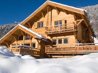 Rental Chalet luxury Marmotte 12 peoples à Serre-Chevalier - La Salle les Alpes vacation rentals
