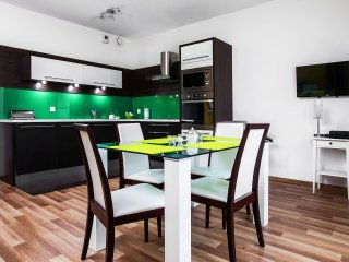 City Lights Apartaments Old Brewery - Krakow vacation rentals