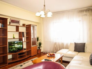 CHIC Apt with Amazing View  on Calea Victoriei - Bucharest vacation rentals