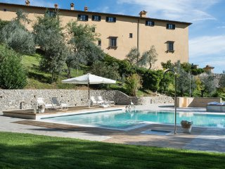 15° Century Villa of Medici Family, amazing pool - Prato vacation rentals