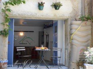Maisonnette Malaucène -ideal for sporters- Ventoux - Malaucene vacation rentals
