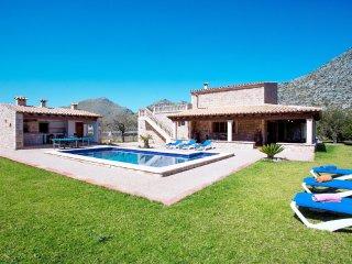 Great Villa Boquer with Private Pool & Cute Views - Port de Pollenca vacation rentals