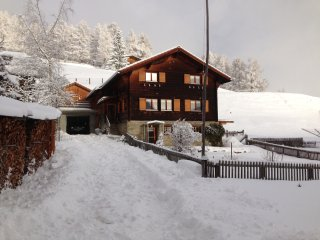 Traditional Swiss Farm House - Sleeps 8 - Wergenstein vacation rentals