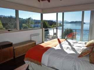 Luxury apartment- Lake views, beach and pool! - San Carlos de Bariloche vacation rentals