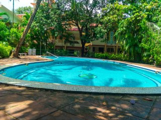 Simply Offbeat Vagator Goa 1bhk Cozy Pool Apt - Vagator vacation rentals