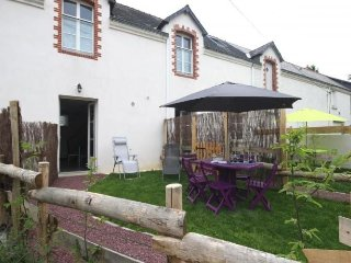 2 bedroom House with Internet Access in La Chapelle-sur-Erdre - La Chapelle-sur-Erdre vacation rentals
