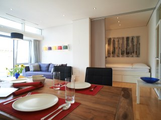 City modern: centrally located studio with terrace - Vienna vacation rentals