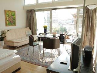 City terrace: studio with terrace in the center - Vienna vacation rentals