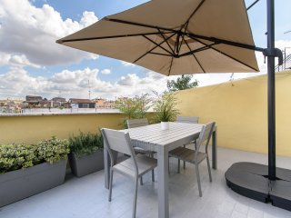 Terrace on Colosseo - Rome vacation rentals