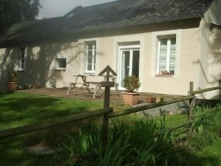 Nice House with Television and Microwave - Bazouges-sur-le-Loir vacation rentals