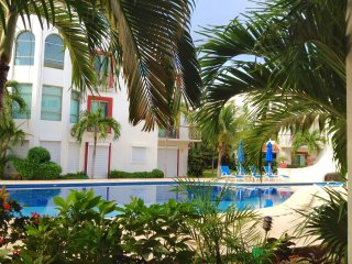 103 REEF PASEO DEL SOL, BEACH CLUB, TENIS, GOLF - Playa del Carmen vacation rentals