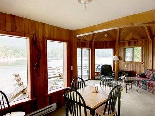 Desolation Sound Resort Chalet 8b: 2 Bedrooms - Lund vacation rentals