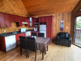 Desolation Sound Resort Chalet 4b: 2 Bedrooms - Lund vacation rentals
