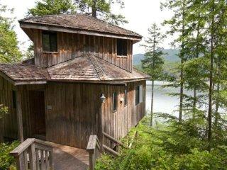Desolation Sound Resort Chalet 10: 2 Bedrooms - Lund vacation rentals