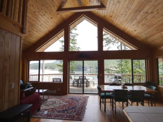 Desolation Sound Resort Chalet 6: 2 Bedrooms + Loft - Lund vacation rentals