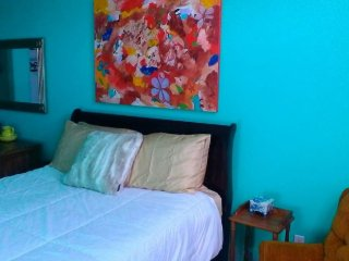 Original Art apartment I-90 exit 40 - Weedsport vacation rentals