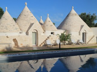 trullo cesare - San Michele Salentino vacation rentals