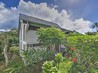 NEW! 2BR Princeville Condo Steps from the Beach! - Princeville vacation rentals