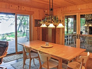NEW! 4BR Pequot Lakes Cabin w/ Private Dock! - Pequot Lakes vacation rentals