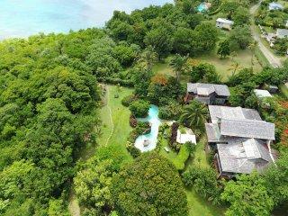 CLV Luxury fully staffed Flamboyant Villa - Gros Islet vacation rentals