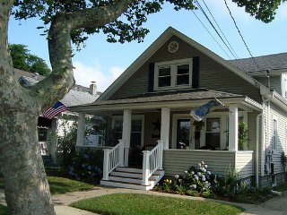 Blue Hydrangea Beach Cottage: 5-star Belmar 2BR - Belmar vacation rentals