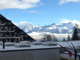 Alpine apartment in Swiss village of Torgon - Torgon vacation rentals