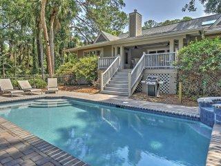 4BR 4BA Hilton Head Home in Sea Pines w/Pool! - Hilton Head vacation rentals
