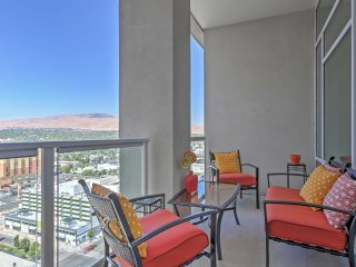 Downtown 2BR Reno Penthouse w/Luxury Views - Reno vacation rentals