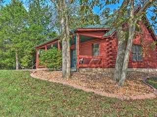 Private 1BR Defiance Cabin on 43 Acres! - Defiance vacation rentals
