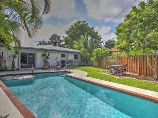 NEW! 3BR Fort Lauderdale Area Home w/Private Pool & Hot Tub - Oakland Park vacation rentals