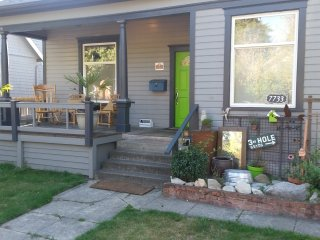 Charming Remodeled Greenlake Craftsman - Seattle vacation rentals