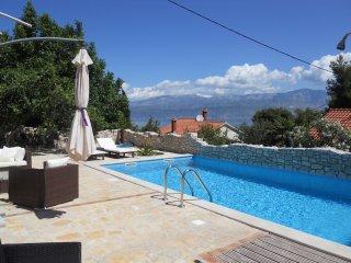 TH01520 Apartments Biba / Two Bedrooms Oleander - Splitska vacation rentals