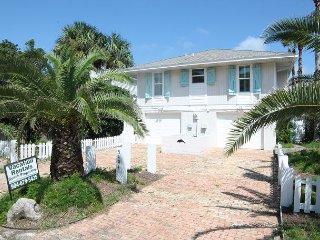 Direct Beach Front, 4 Bedroom, 3 Bath, Bonus Room, Pet Friendly, WIFI - Saint Augustine vacation rentals