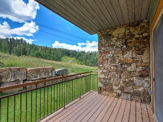 Ski in/ski out mountainside home near the chondola and base of Chair 10 - Slopeside Retreat at the Terraces - Mountain Village vacation rentals