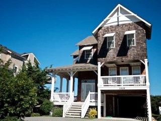 Bright 5 bedroom House in Nags Head with Deck - Nags Head vacation rentals