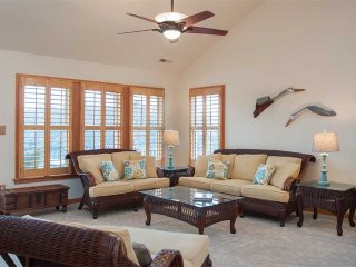 Beautiful 5 bedroom Nags Head House with A/C - Nags Head vacation rentals