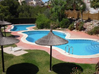 2 Bed House / A/C / 2 Pool / Playa Flamenca - Playas de Orihuela vacation rentals