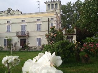 BB Villa Albertina - Camera Ardesia - Trecasali vacation rentals