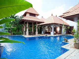 Bali 4 bed villa 800m to Kamala beach - Kamala Beach vacation rentals