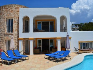 Modern and beautiful villa near Cala Llonga - Santa Eulalia del Rio vacation rentals