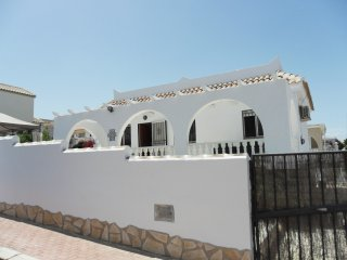 Comfortable House with Television and Balcony - Camposol vacation rentals